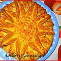 Clafouti de carottes, curry et lait de coco