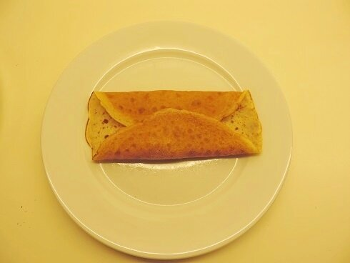 Cr pes au saumon et poireaux la cuisine de ponpon rapide et facile - Pourquoi laisser reposer la pate a crepe ...