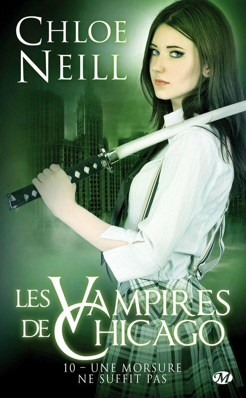 Vampires de Chicago #10_Chloe Neill