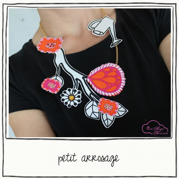 petit arrosage, le collier