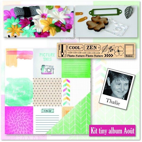 kit tiny album aout600
