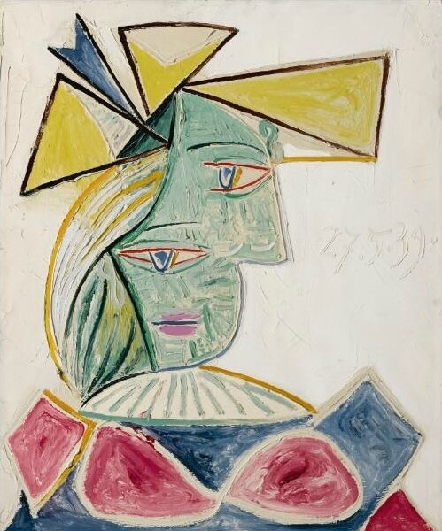 Sotheby\'s to offer a bold portrait combining two of Picasso\'s ...