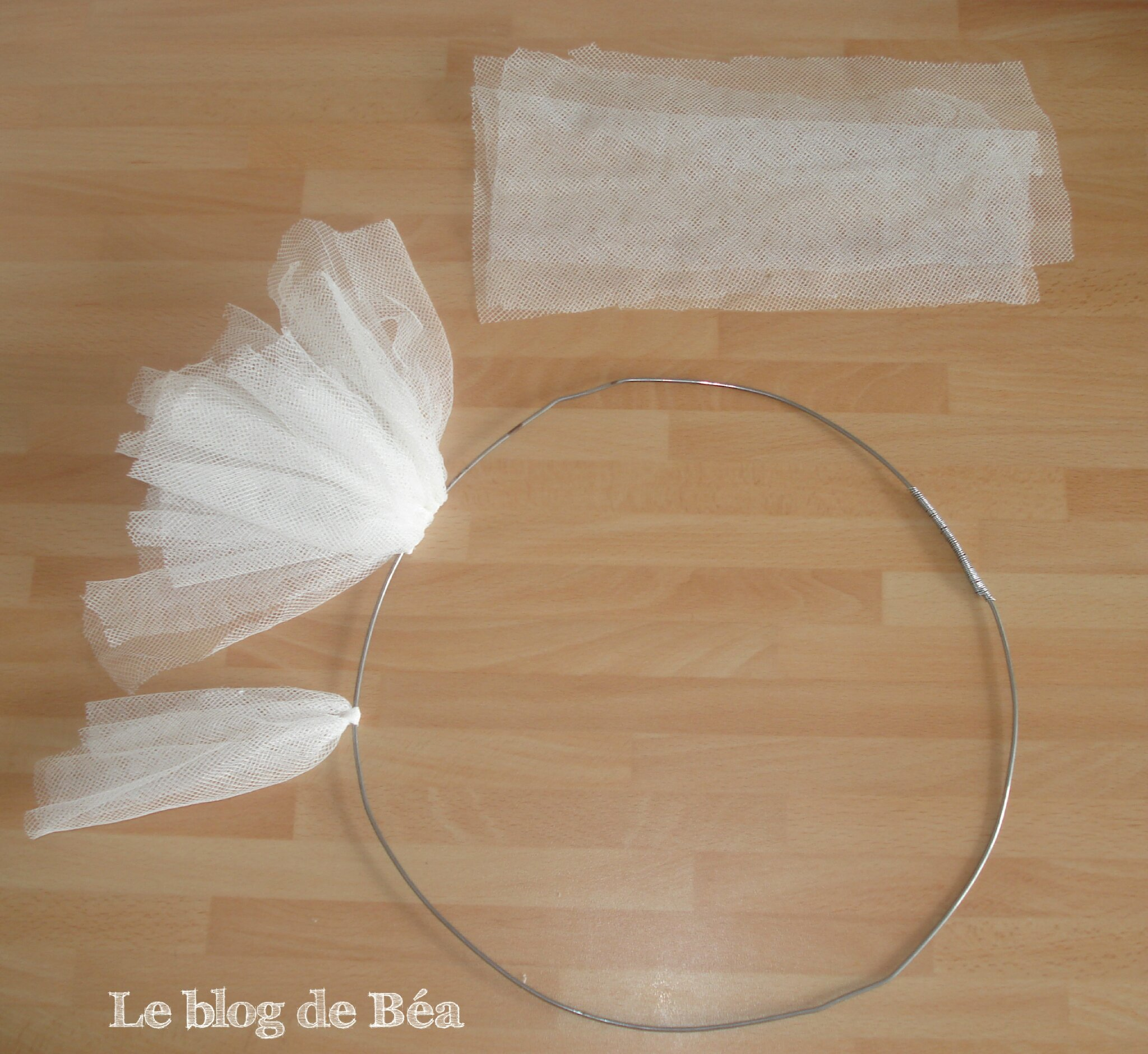diy fabriquez une couronne de no l le blog de b a. Black Bedroom Furniture Sets. Home Design Ideas