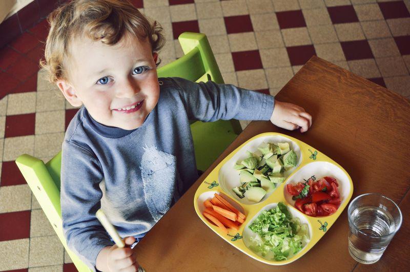faire manger des légumes aux enfants - en direct de la fabrique de