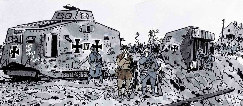 Putain de guerre tardi9