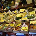 Tokyo - Marché au poisson Tsukiji