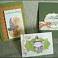 Atelier stampin up & autres...