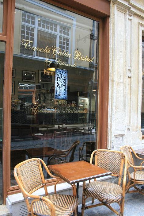 Restaurant Italien Rue Damiette Rouen