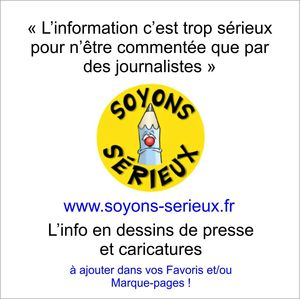 soyons s-rieux