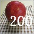 Mercredi gourmand : la 200ème