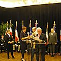 Remise des prix de la voie sacre 2011