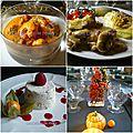 Un menu pour ce week-end : un menu chic pour la toussaint
