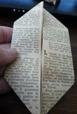 Tuto lapin origami papier ancien (12)
