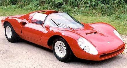 FERRARI - 206 Dino SP