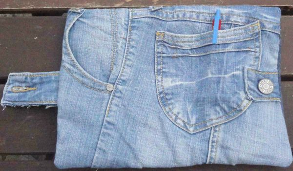 2 trousses en 1 foldingo en jean, fold and double denim pouch (2)