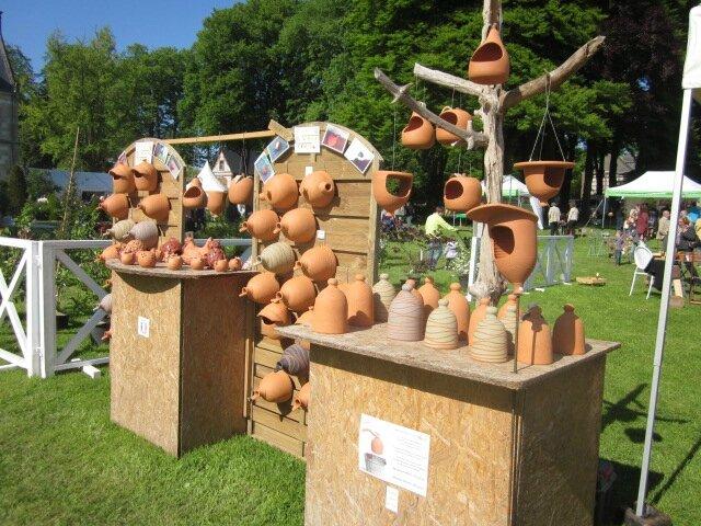 2015 - mai - 16 et 17 - Salon Arts et Jardins de Saint-Romain-de-Colbosc au Château de Gromesnil (27)