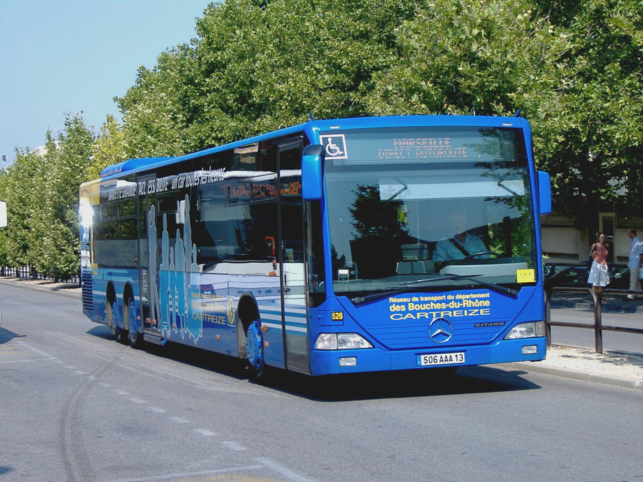 Lignes secondaires r gionales une affaire de co t - Salon de provence aix en provence bus ...