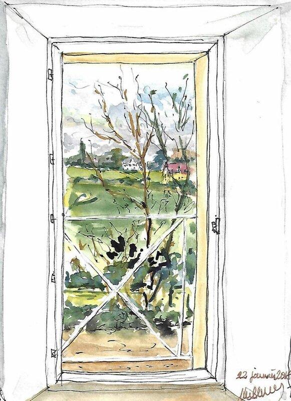 Par la fenêtre 2018 -
