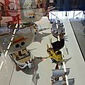 Figurines One Piece - bateaux