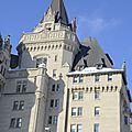 Ottawa #1 du côté du parlement
