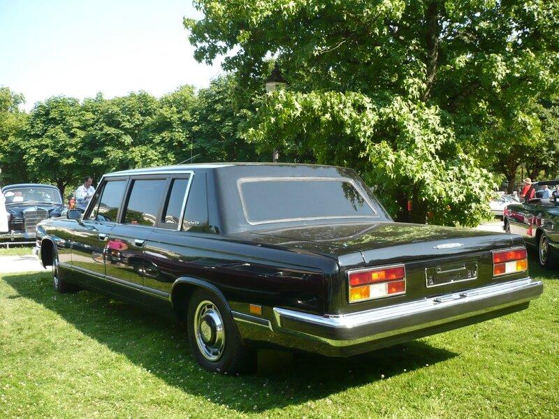 ZIL 41045 limousine 1985 Baden Baden (2)