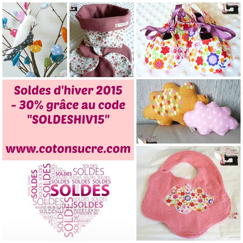SOLDES HIVER 2015 FMC