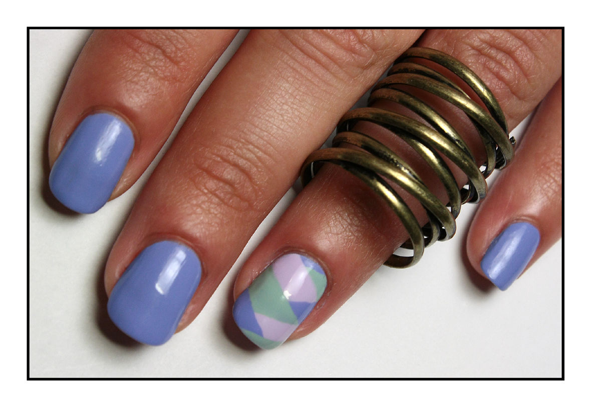 The Sunday Nail Battle #15 – Braided Nails