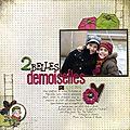 2 Belles Demoiselles