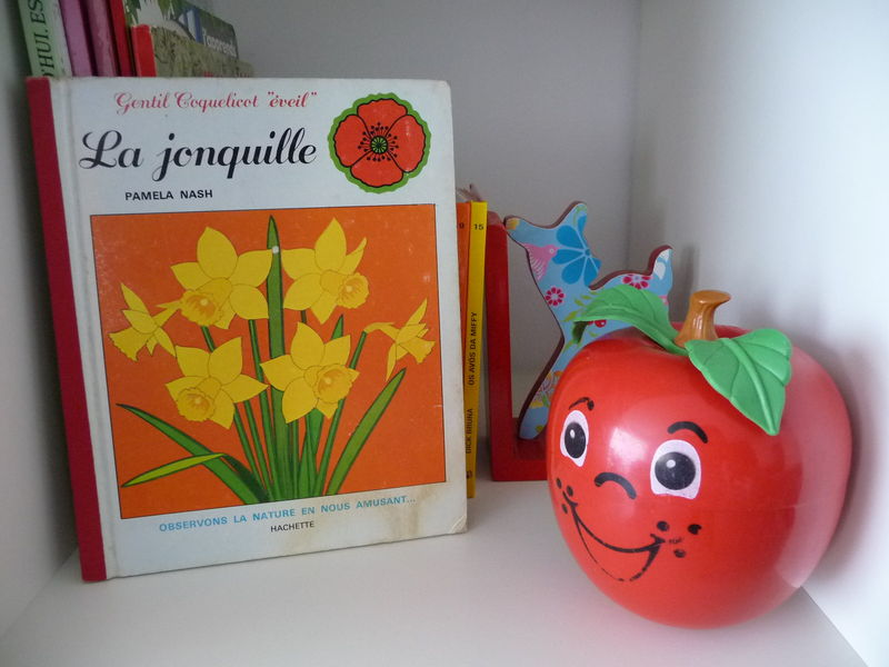 La jonquille ; Collection Gentil Coquelicot