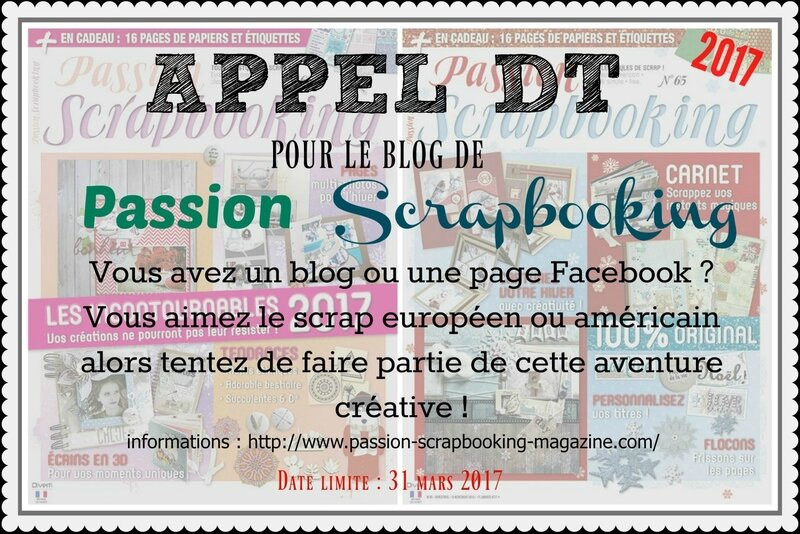 AFFICHE APPEL DT BLOG PS