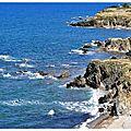 Argelès sur mer - le chemin du littoral