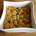 Crumble aux pommes 