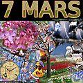 mois de MARS 7
