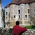 Chateau d'Harcourt -Eure -08/2011