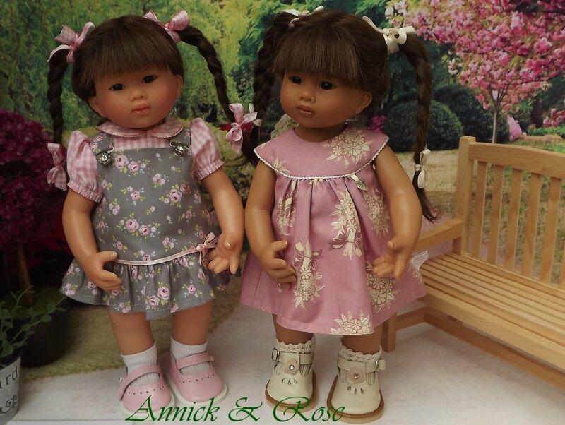 Annick et Rose