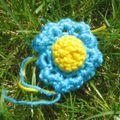 fleur au crochet