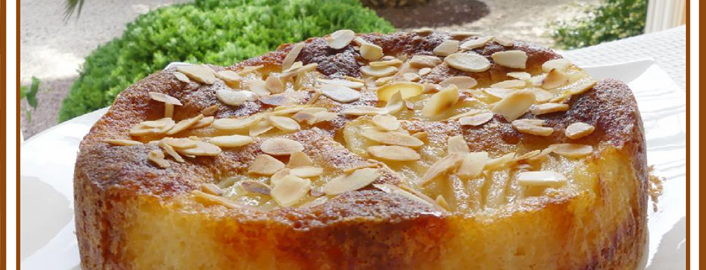 tarte bourdaloue version c.michalak