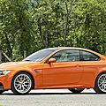 La bmw m3 coupe lime rock park edition (cpa)