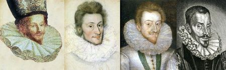années 1580 fraise à confusion 3