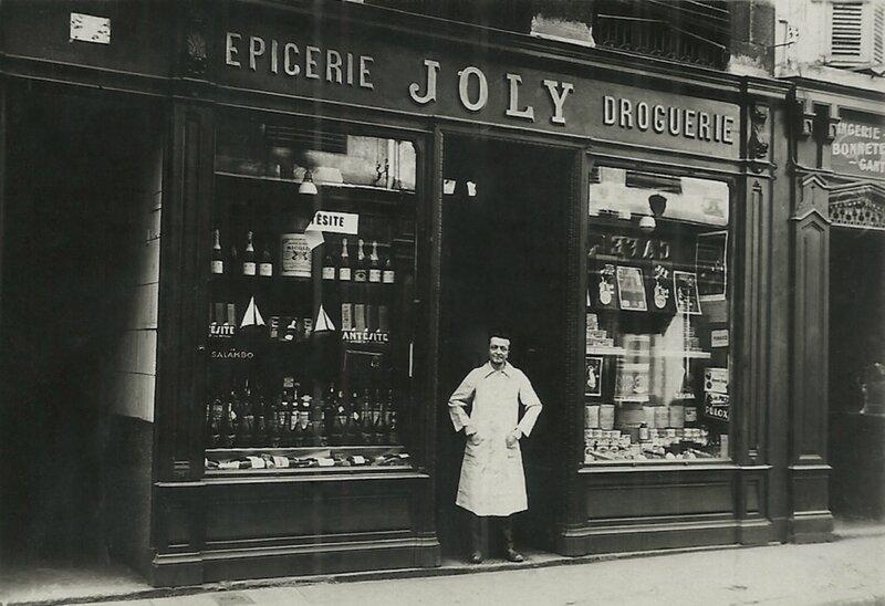 épicerie Joly