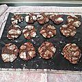 Craquelins au chocolat