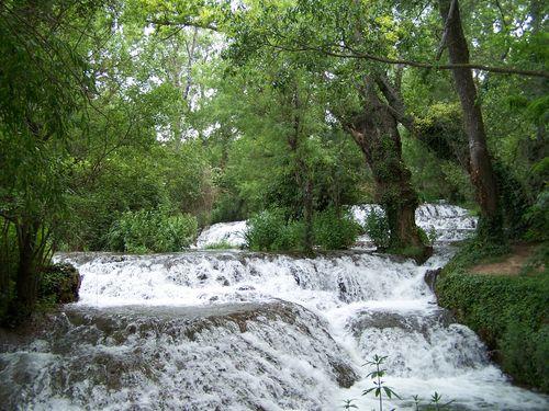 Monastère de Piedra-cascade des Frênes