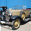 FORD Model A 4door phaeton Sinsheim (1)