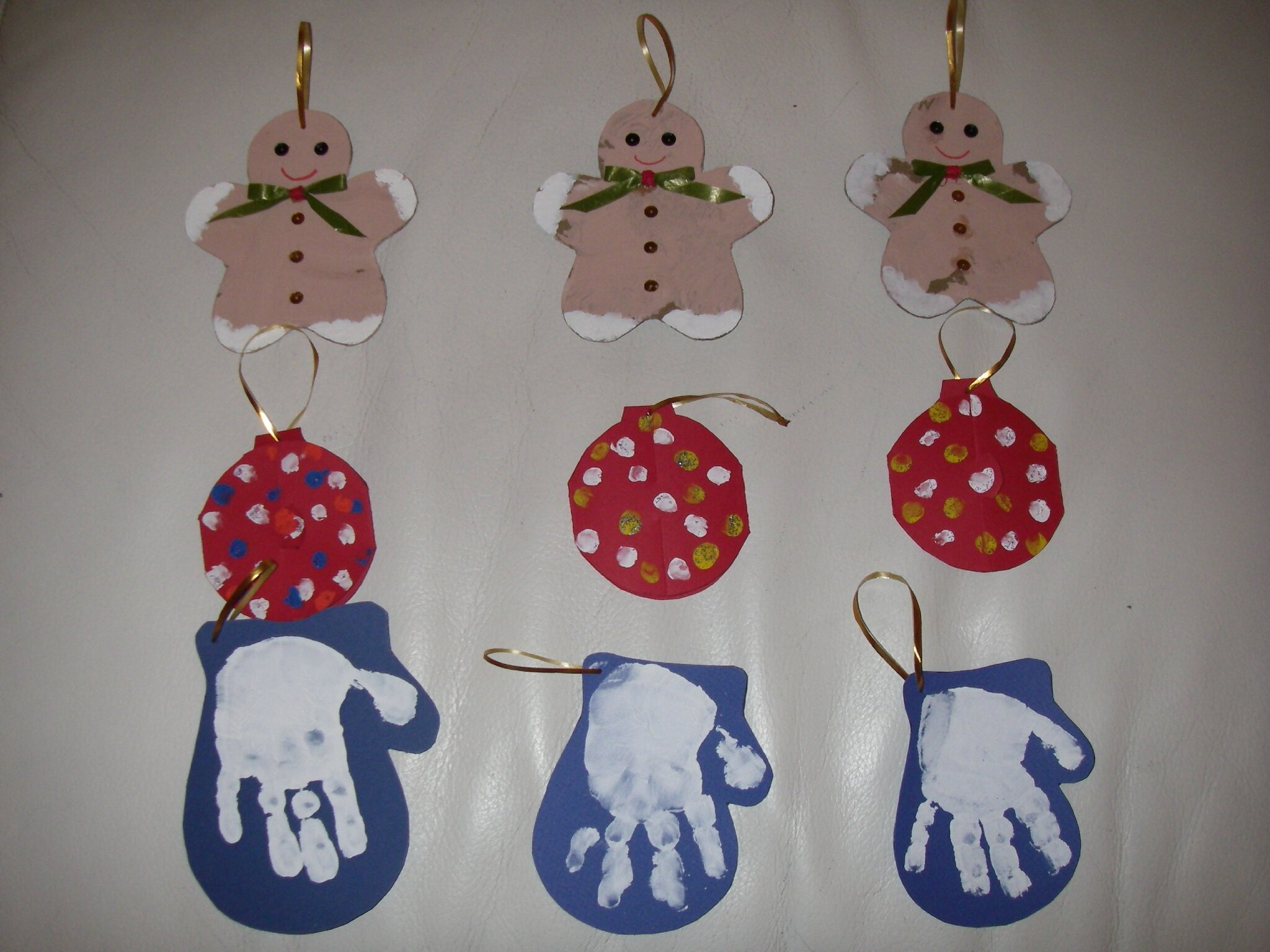 Noel decoration maternelle