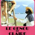 Le genou de Claire (1970) d'Eric Rohmer