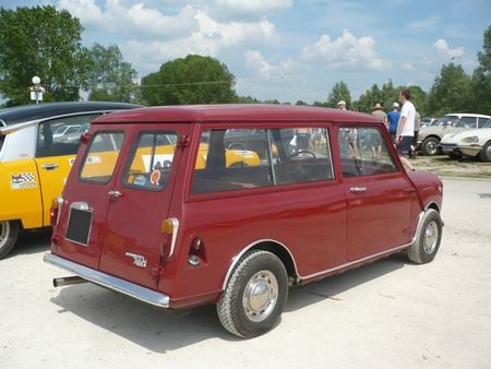 INNOCENTI Mini T 1967 Madine (2)