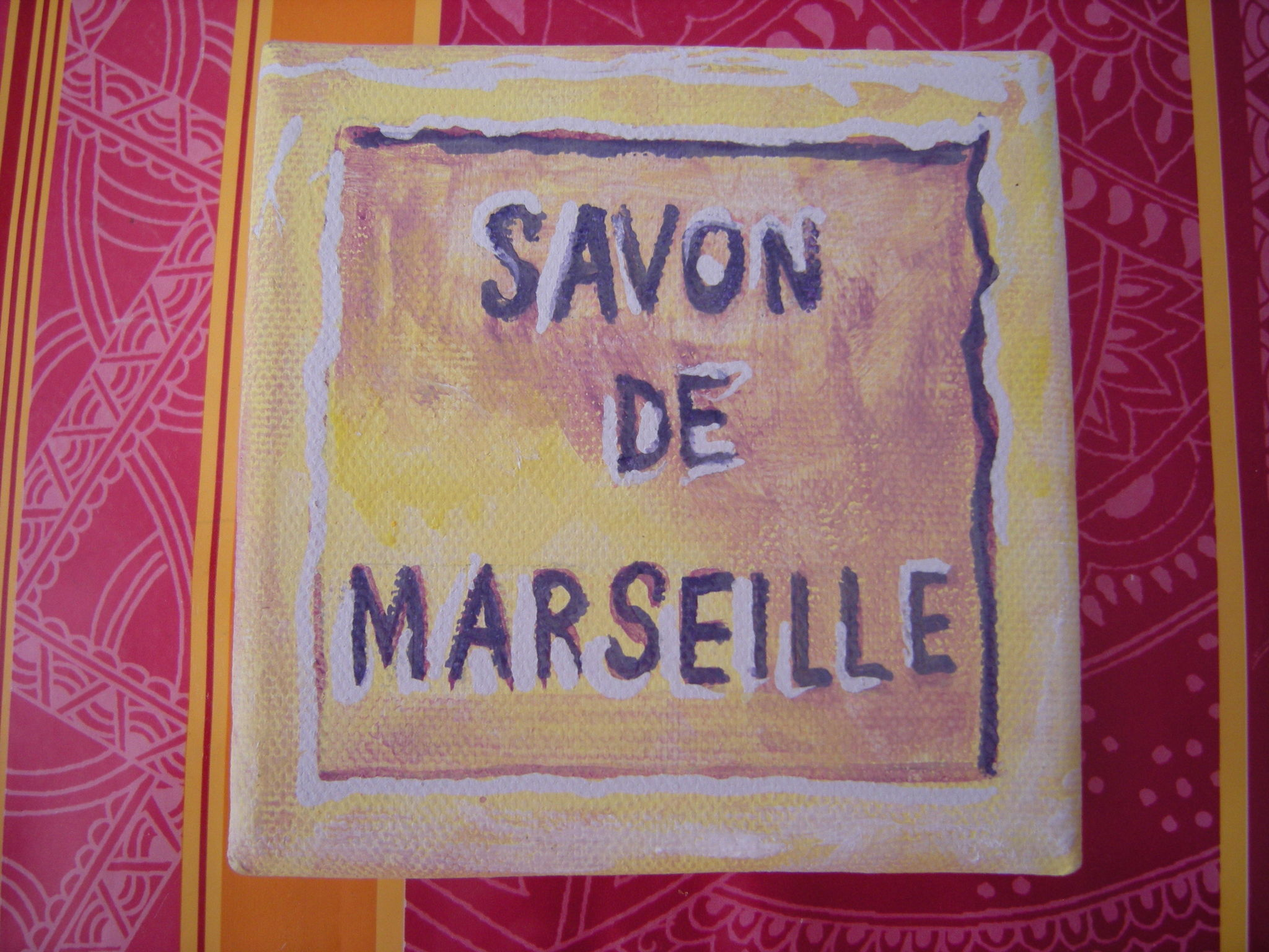La petite histoire du savon de marseille domi dessins et peintures - Ou trouver le veritable savon de marseille ...