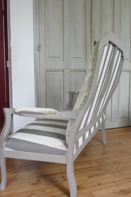refaire un canapé tapissier à Brest