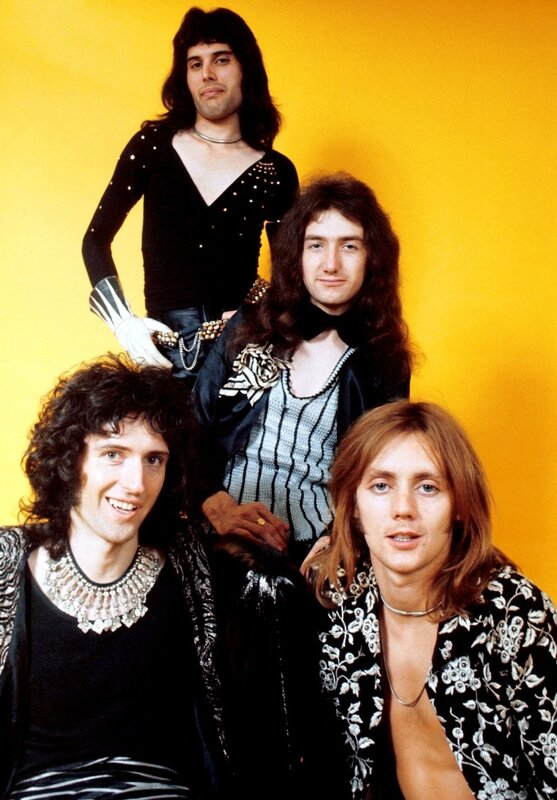 queen-1973-first-studio-photosession-photo-by-michael-putland