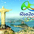 The 2016 rio olympics announces the new world order and the antichrist
